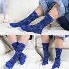 Snow Christmas Socks...