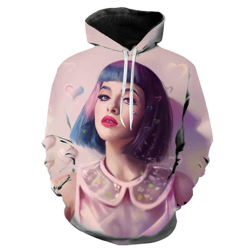 Fashion Melanie Martinez 3d Print Men//Women/'s Hoodie Sweatshirt Pullover tops