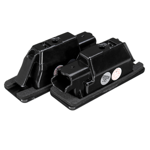 Image 4 - Pair LED License Plate Lights 6340.A3 For Peugeot 106 207 307 308 406 407 508 Citroen C3 C4 C5