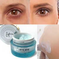 Crema hidratante para los ojos maquillaje Base crema maquillaje ojos maquillaje piel aclarar el ojo corrector