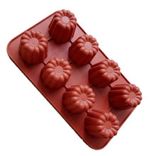 1pc baking tools mould french dessert silicone cake mold 8 cavity