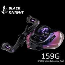 BLACK KNIGHT 159g Ultralight BFS baitcaster REEL 7.1:1 MAX braking 6kg bfs baitcasting Fishing coil for perch tilapia trout bass