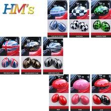 Für MINI Cooper R55 R56 R57 R58 R59 R60 R61 Auto Styling Rückansicht Rückspiegel Aufkleber Für MINI Countryman r60 Zubehör