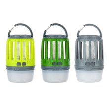 USB charging multi-function led waterproof mosquito killer outdoor camping light portable emergency light new