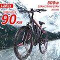 26-дюймовый Электрический велосипед Электрический горный велосипед/электрический велосипед литий Батарея для е-байка 27 скорость Алюминий с...