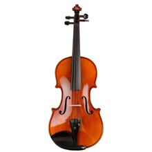New Hot Handmade Antique Violin Nature Flamed Maple Acoustic Violin Full Size Ebony Parts with Case Bow Rosin 1 8 violin pinus bungeana top with lightweight hard case maple back and sides