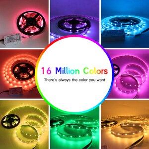 Image 5 - GLEDOPTO ZigBee Licht Link Smart LED Streifen Kit RGBCCT Streifen Controller für LED Streifen Licht Arbeit mit Echo Plus Alexa smartthings