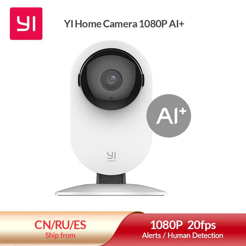 יי 1080p בית מצלמה IP מצלמה חכם וידאו מצלמות עם Montion זיהוי Wifi מצלמה אבטחת הגנת מיני מצלמה לחיות מחמד חתול כלב מצלמת