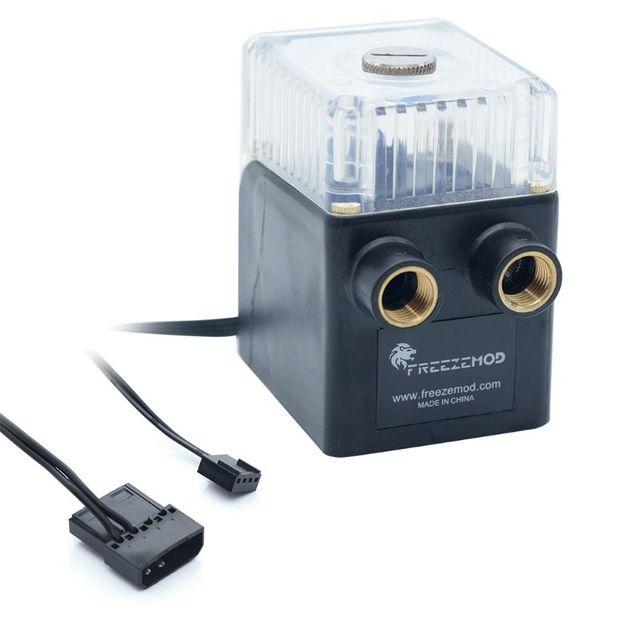 MTB 300 12V DC שקט במיוחד מים משאבת משאבת טנק עבור מחשב מעבד נוזל קירור מים מחשב קירור מערכת