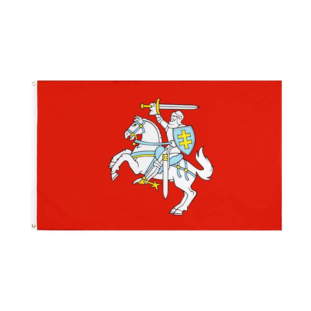 90x150 см Государственный флаг Литвы литовский флаг Ensign