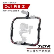 PRE-SALE TILTA DJI RS 2/RSC 2 Ronin RS2 Tir Kit-Anneau Professionnel Portable Kit Double portatif alimentation de sortie De Transport