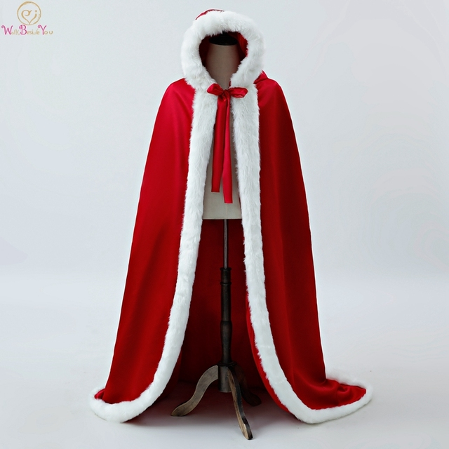 100% Real Pictures Red Party Evening Long Wraps 2020 New Ivory Wrap Faux Fur Wedding Capes Winter Women Bolero Capa Shawl Stock