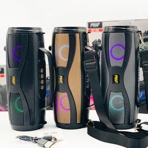 2020 Новый bluetooth динамик беспроводной Открытый класс 6 водонепроницаемый звуковой колонки карты сабвуфер Портативный TWS соединенный аудио