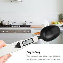 Electronic-Measuring-Scale Spoon-Scale Stainless-Steel Precise Portable Milk