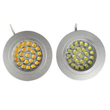 1PCS LED Under Cabinet Light 12V Kitchen Closet Night lights Home wardrobe Counter Furniture Shelf Lamp Terminal Fitting