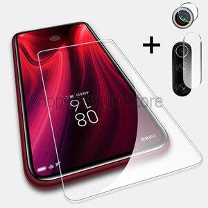 Tempered Glass for Xiaomi Mi 9T Pro 9 SE Glass Screen Protector Camera Lens Mi9T Glass for Xiaomi Mi 9 Lite SE 9T Pro Redmi K20(China)