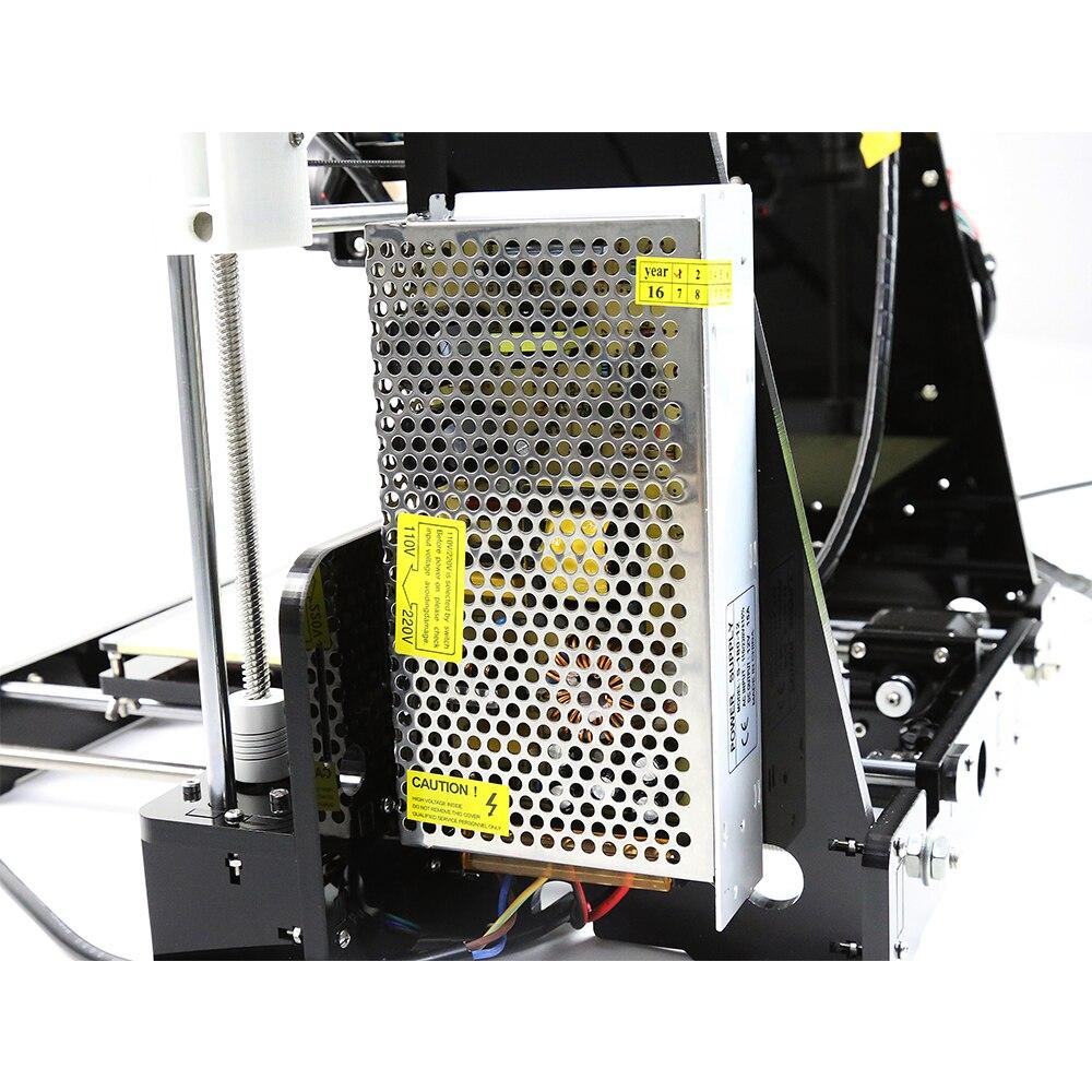 3D drucker kit A8 3D drucker ANET A8/DIY KIT/express versand von Moskau Russische lager