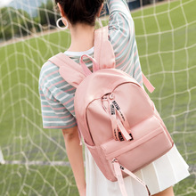 Fashion New Women Nylon Backpack Teenager Cute Rabbit Students School Bag Girls Large Capacity Shoulder Travel Bag
