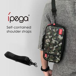 Image 5 - iPega PG 9185/9183 Game Console Storage Bag Handbag Case Cross Shoulder Bag Fit for Nintend Switch Lite Console Game Accessory