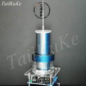 Image 2 - Musik Tesla Spule Musik Tesla Spule Plasma Lautsprecher
