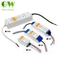 Трансформатор  для светодиодных лент  12 В пост. тока  18/36/72/100 Вт