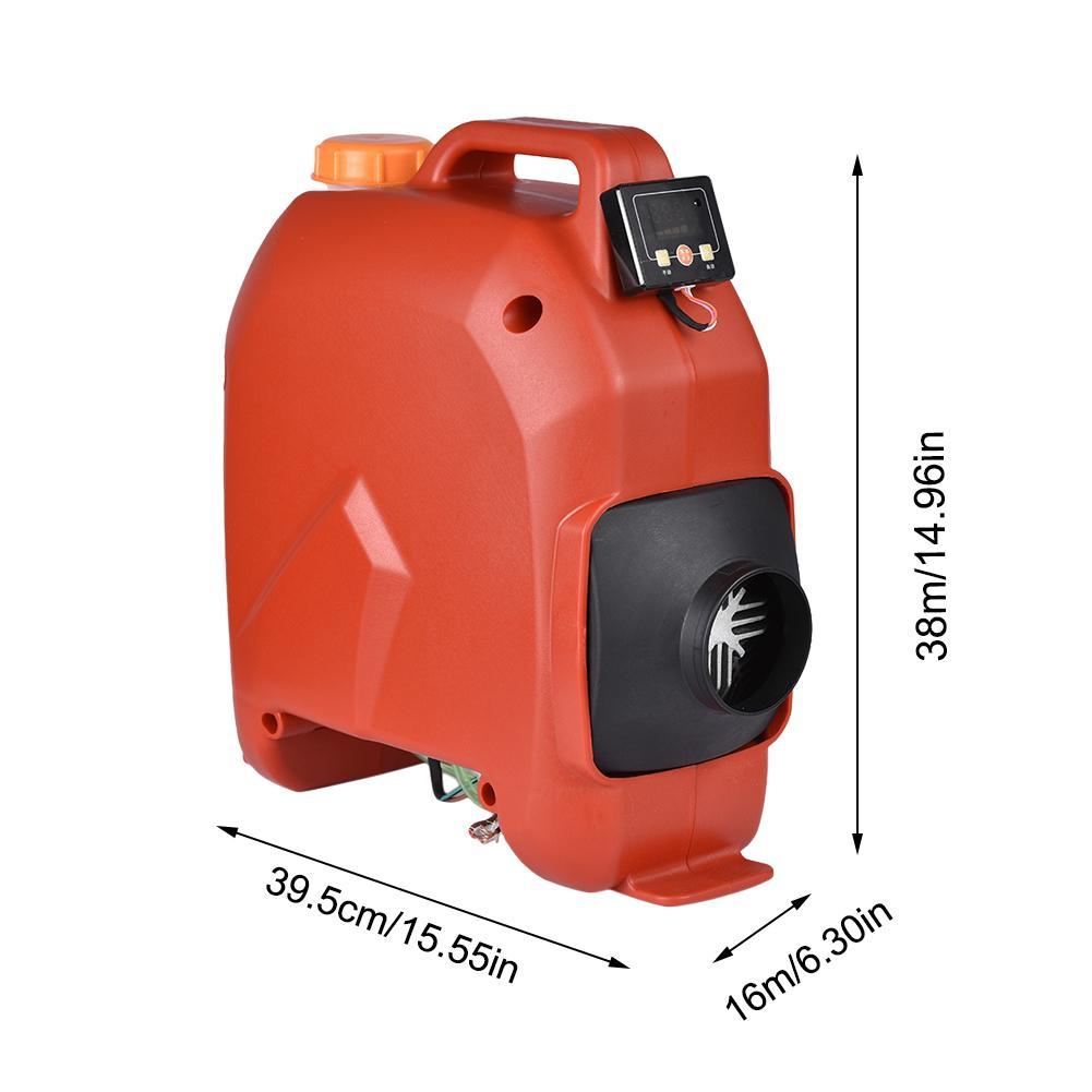 Автомобильный парковочный обогреватель 12 V/24 V 5KW Защита окружающей среды дружелюбный дизелей нагреватель универсальный для грузовых автом... - 2