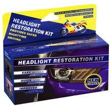 PLEXTONE New Simple Car Cleaning Headlight Restoration Kit and Polishing Paste Headlight Polish Top Sale wholesale Free Shipping