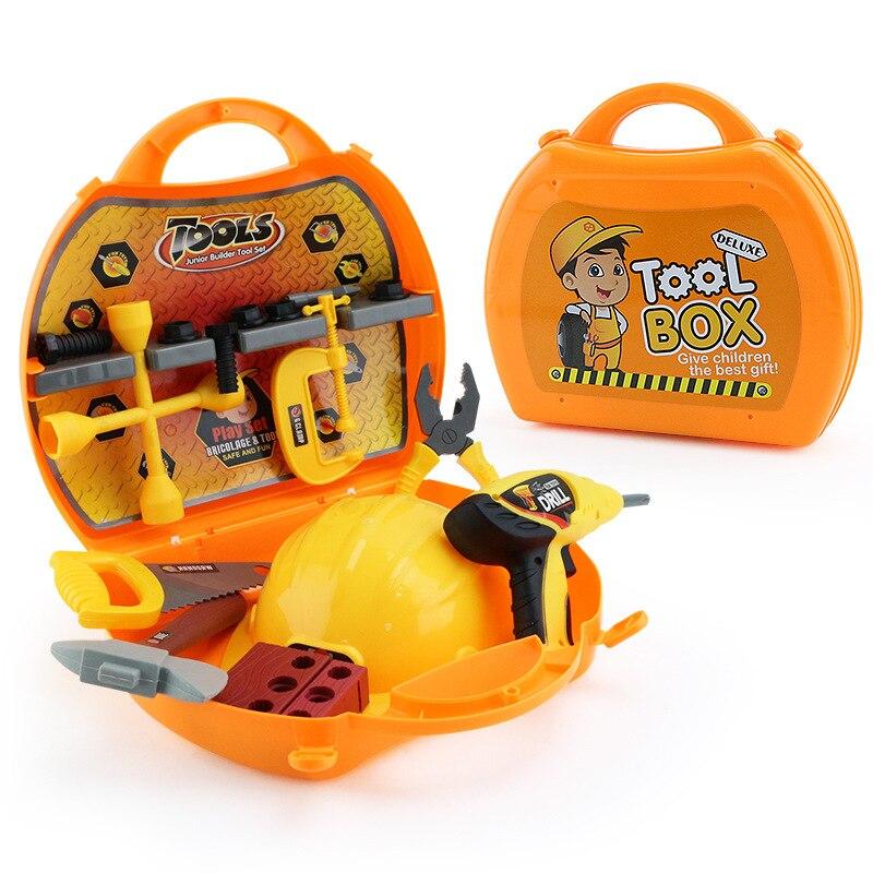 BOWA moyen valise outil ustensiles de cuisine docteur Set garçons et filles jouet personnage jouer Parent et enfant jeu