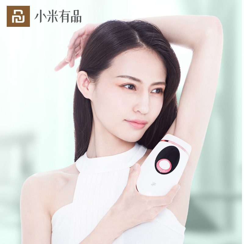 Xiaomi Inface Electric IPL Hair Removal Instrument Portable Laser Epilator LCD Display Permanent Painless Hair Removal Device|Smart Remote Control| - AliExpress