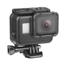 Shoot 45M Waterproof Case For Go Pro Hero 7 6 5 Black Action Camera Underwater Go Pro 5 Protective Case Mount For Go Pro Accesso(China)