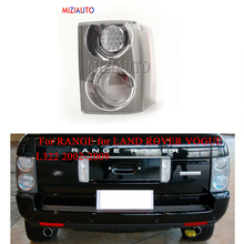 Rear Tail Light For RANGE for LAND ROVER VOGUE L322 2002-2009 Warning Light Brake Light Stop Lamp Reflector Rear Bumper Light