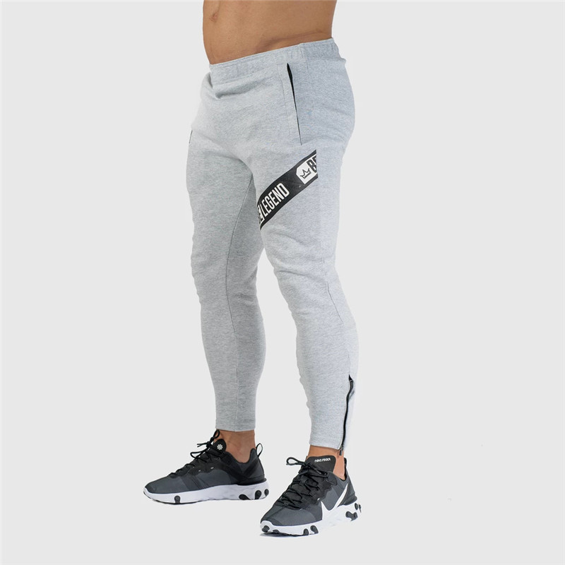 Pants Men Pantalon Homme Streetwear Jogger Fitness Bodybuilding Pants Pantalones Hombre Sweatpants Trousers Men SH 22