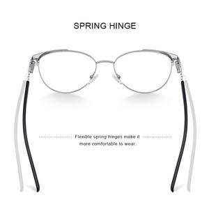 Image 4 - MERRYS DESIGN Women Fashion Trending Cat Eye Glasses Full Frame Ladies Myopia Eyewear Prescription Optical Eyeglasses S2028