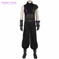 Final Fantasy 7: Remake Cloud Strife Cosplay costume party Costume Halloween Costume