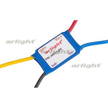 020412 Power Supply ARJ-LDR121000 (12 V, 1000mA) [IP20, 2 Years]. ARLIGHT-Блок Power/current Sources [power ^ 23