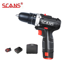 SCANS SC3121 Professional Tool 12V Cordless Electric Impact Screwdriver Cordless Cordless