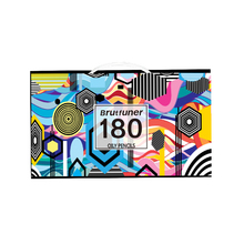 Brutfuner 48/72/120/160/180 Colors Oily Colored Pencils Set Oil HB Wood Coloured Pencils Drawing School Student Gifts Kids