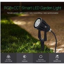 Miboxer futc04 6 Вт rgb cct умный светодиодный садовый светильник