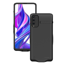 For Huawei Honor 9X Pro 6500mAh Battery Charger Case Extended Battery Backup Power Protective Cover Back Case Coque Fundas