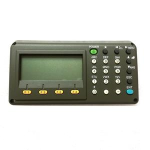 Image 4 - Teclado con pantalla LCD, 7 Uds. TOPCON GTS 102N 102R 332N GTS GPT 3000