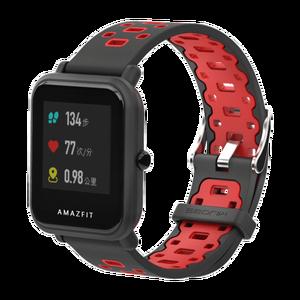 Image 5 - Correa de muñeca para pulsera Amazfit Bip GTS, correa de reloj de 20mm para Xiaomi Huami Amazfit Bip, funda protectora para Amazfit Bip S