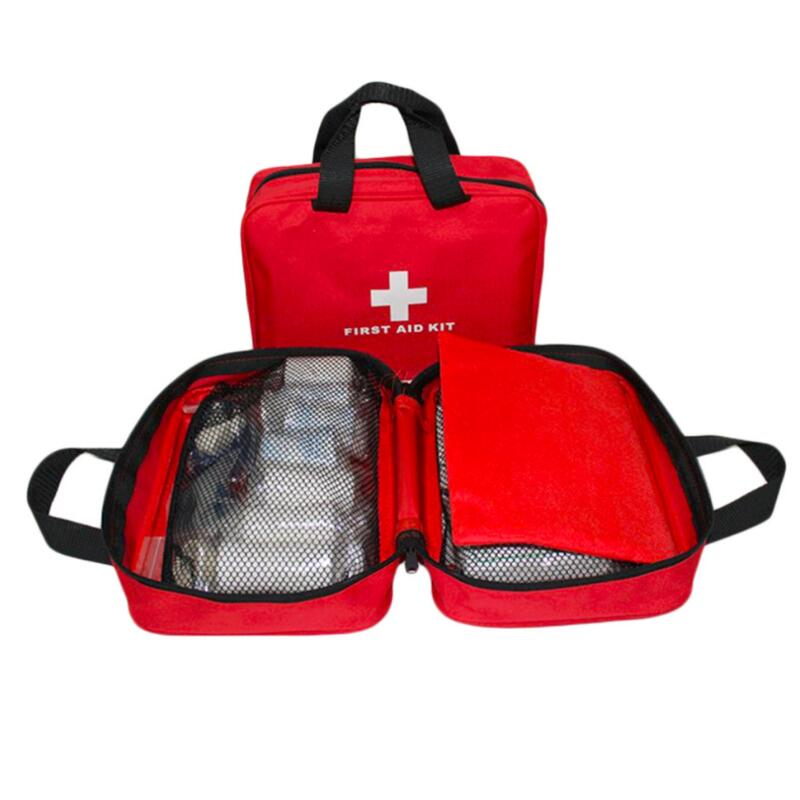 Падение торгового аптечка большая аптечка большой открытый Аварийный комплект выживания аптечки сумка для путешествий кемпинг