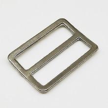 DIY Metal Heavy Duty Thickness Shoulder Leather Bag Strap Belt Web Rectangle Adjust Tri-glide Pin Buckle Slider Loop O D Ring