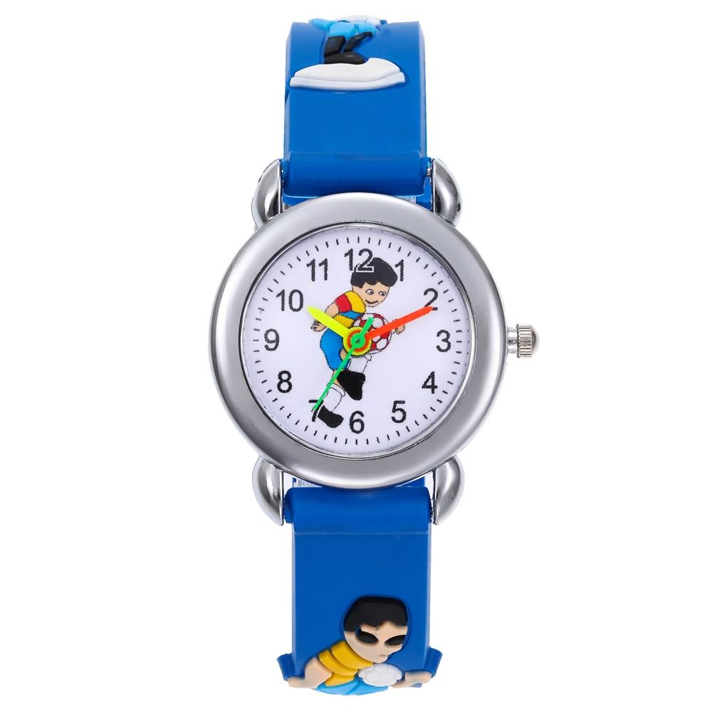 Cartoon Kids Sport Watches Quartz Wristwatch Stop Watch Clock Children Watch For Boys New Year Gifts Kids Watches Kız Saatleri