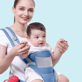 Baby Strap Factory Direct Baby Waist Stool Horizontal Front Hold-Style Multi-Function Four Seasons Universal Baby Supplies teknum baby strap multi functional four seasons common front bracelet baby stool summer single stool hold baby artifact