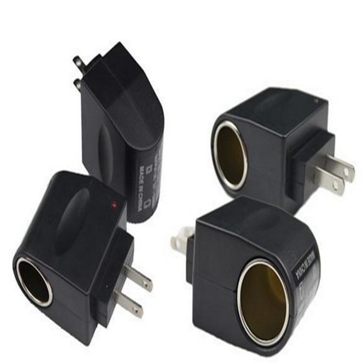 TOSPRA AC 220V To DC 12V Plug Converter Car Cigarette Lighter Adapter Auto Accessories