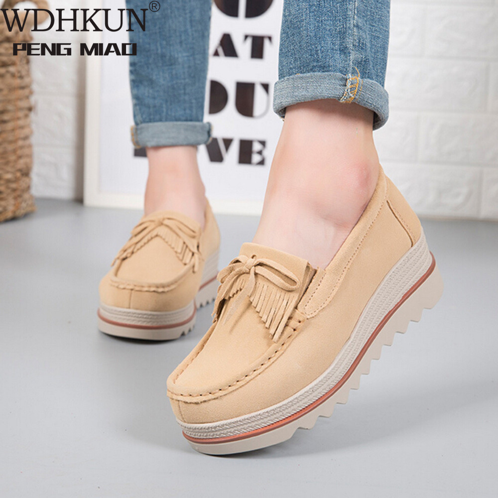 Shoes Woman Sneakers Black Women Casual Platform 2019 Spring  Women   Shoes Summer Sneakers Shallow Pumps Shoes 2020 Spring