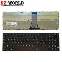 Новый оригинальный клавиатура для ноутбука lenovo E51-35 80 30 B70-80 B71-80 Z50-70 75 80 Z51-70 Z70-80 серии 25214788 25214758