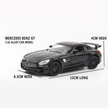 2019 nuevo modelo de aleación de Mercedes-Benz G63 G65 modelo de coche Babs 6x6 simulación de vehículo todoterreno modelo de scooter luz trasera