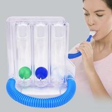 Тренажер для дыхания тренировочный тренажер для легких моющийся и гигиенический респираторный тренажер для восстановления личного дыхательного траина